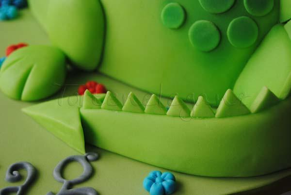 3d Drachen Torte 3 Kindergeburtstag Torteneleganz